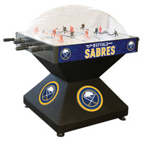 Holland Bar Stool DHDBufSab 52 inch Buffalo Sabres Logo Deluxe Dome Hockey Table