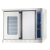Alto-Shaam ASC-4E Platinum Series Full Size Electric Convection Oven with Manual Controls - 208V, 3 Phase, 10400W