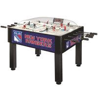 Holland Bar Stool DHBNYRang 54 inch New York Rangers Logo Basic Dome Hockey Table
