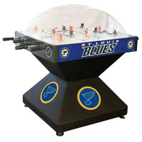 Holland Bar Stool DHDSTLBlu 52 inch St. Louis Blues Logo Deluxe Dome Hockey Table