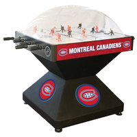 Holland Bar Stool DHDMonCan 52 inch Montreal Canadiens Logo Deluxe Dome Hockey Table