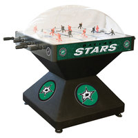 Holland Bar Stool DHDDalSta 52 inch Dallas Stars Logo Deluxe Dome Hockey Table