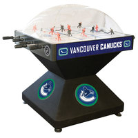 Holland Bar Stool DHDVanCan 52 inch Vancouver Canucks Logo Deluxe Dome Hockey Table