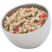 Vollrath 47650 32 oz. Double Wall Round Angled Serving Bowl