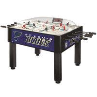 Holland Bar Stool DHBSTLBlu 54 inch St. Louis Blues Logo Basic Dome Hockey Table