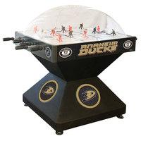 Holland Bar Stool DHDAnaDks 52 inch Anaheim Ducks Logo Deluxe Dome Hockey Table