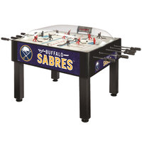 Holland Bar Stool DHBBufSab 54 inch Buffalo Sabres Logo Basic Dome Hockey Table
