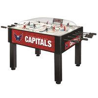 Holland Bar Stool DHBWshCap 54 inch Washington Capitals Logo Basic Dome Hockey Table