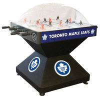 Holland Bar Stool DHDTorMpl 52 inch Toronto Maple Leafs Logo Deluxe Dome Hockey Table