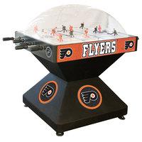 Holland Bar Stool DHDPhiFly 52 inch Philadelphia Flyers Logo Deluxe Dome Hockey Table