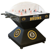 Holland Bar Stool DHDBosBru 52 inch Boston Bruins Logo Deluxe Dome Hockey Table