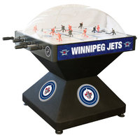 Holland Bar Stool DHDWinJet 52 inch Winnipeg Jets Logo Deluxe Dome Hockey Table