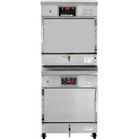 Winston Industries CAT507/HA4507 CVAP Full Height Stacked Thermalizer Oven and Holding Cabinet - 120/240V