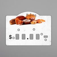Deli Tag Wheel - Bakery   - 25/Pack