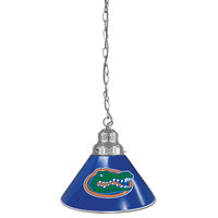 Holland Bar Stool BL1CHFlorUn University of Florida Logo Pendant Light with Chrome Finish - 120V