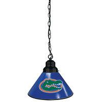 Holland Bar Stool BL1BKFlorUn University of Florida Logo Pendant Light with Black Finish - 120V