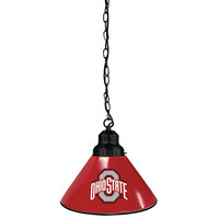 Holland Bar Stool BL1BKOhioSt Ohio State University Logo Pendant Light with Black Finish - 120V