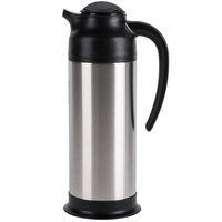 1 Liter Stainless Steel Insulated Carafe / Server