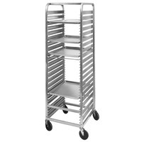 Channel 570AC 39 Pan End Load Bun / Sheet Pan Rack - Assembled