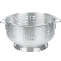 16 Qt. Aluminum Colander with Base and Handles