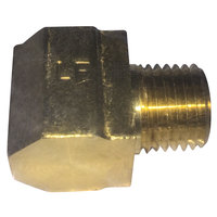 Dormont LF95-1112 1/4 inch Male to Female Elbow