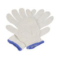 Medium Weight Natural Cotton Work Gloves - Medium - Pair   - 12/Pack