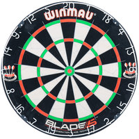 Winmau DWIN500-5 Blade V 18 inch x 2 inch Bristle Dartboard