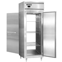 Continental DL1RX-SS-PT 36 inch Extra-Wide Solid Door Pass-Through Refrigerator