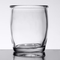 Acopa 4 oz. Round Glass Sauce Cup - 12/Case