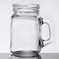 Core 4.75 oz. Mini Mason Jar with Handle   - 12/Case