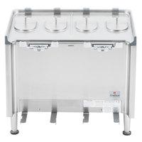 Crathco 231-00234 Simplicity Bubbler Series Pre-Mix Cold Beverage Dispenser Base - Agitator Model