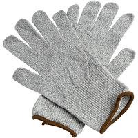 Monarch Gray Engineered Fiber Cut Resistant Gloves - Medium - Pair