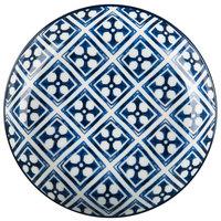 Arcoroc FK642 Candour Azure 8 1/8 inch Porcelain Deep Soup Plate by Arc Cardinal - 24/Case