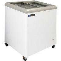 Master-Bilt MSF-31AN 31 inch Flat Top Display Freezer