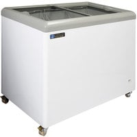 Master-Bilt MSF-43AN 43 inch Flat Top Display Freezer