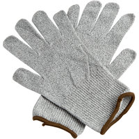 Monarch Gray Engineered Fiber Cut Resistant Gloves - Large - Pair