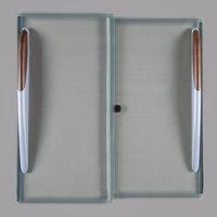 Avantco 360LIDADC4 Glass Lids - 2/Set