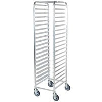 Regency 20 Pan Aluminum Steam Table Pan Rack - Assembled
