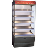 Alto-Shaam HSM-36/5S Reach-In Heated Display Case - 230V