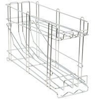 Regency FIFO Wire Can Rack