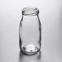 Acopa 6 oz. Glass Milk Bottle - 12/Case