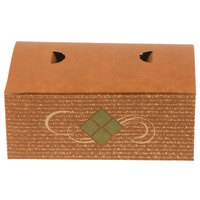 Southern Champion 27176 7 inch x 4 1/2 inch x 2 3/4 inch Hearthstone Take Out Snack / Chicken Box with Tuck Top   - 500/Case
