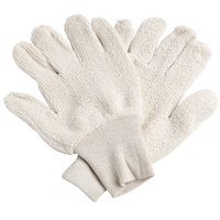 Loop-Out Natural 24-Ounce Terry Work Gloves - Large - Pair - 12/Pack