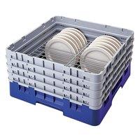 Cambro CRP9911168 Blue Full Size PlateSafe Camrack 9-11 inch