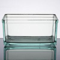 Cal-Mil C4X8X4GLASS 8 inch x 4 inch Clear Glass Jar