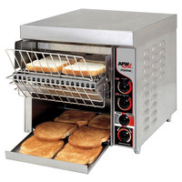 APW Wyott FT-1000 Conveyor Toaster with 1 1/2 inch Opening - 240V