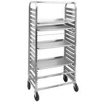 Channel 571AC6 36 Pan Side Load Aluminum Bun / Sheet Pan Rack - Assembled
