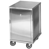 Channel 56C 20 Pan Front Load Enclosed Non-Insulated Aluminum Bun / Sheet Pan Rack - Assembled
