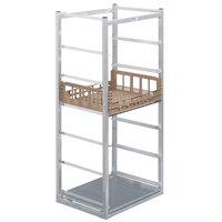 Channel PCR7 7 Box Aluminum Produce Crisping Box Rack