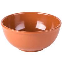 Cal-Mil 418-10-62 Terra Cotta 10 inch Round Melamine Bowl